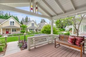 Cottage Court in Kirkland, Washington
